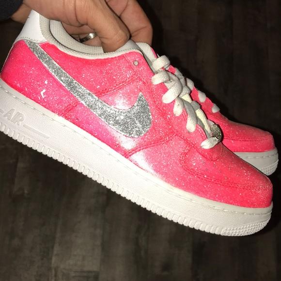 Custom Air Force Ones custom sneakers